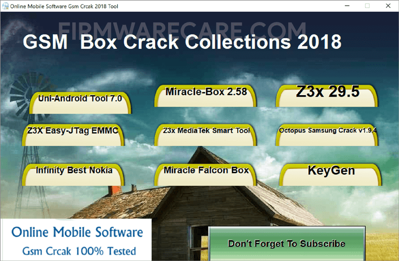 GSM Box Collections 2018