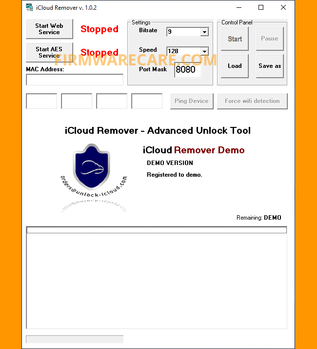 iCloud Remover v1.0.2