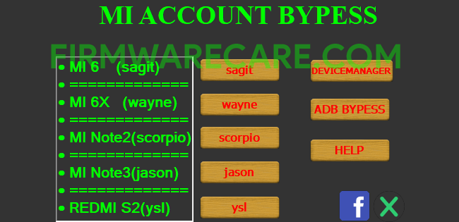 mi account bypass tool
