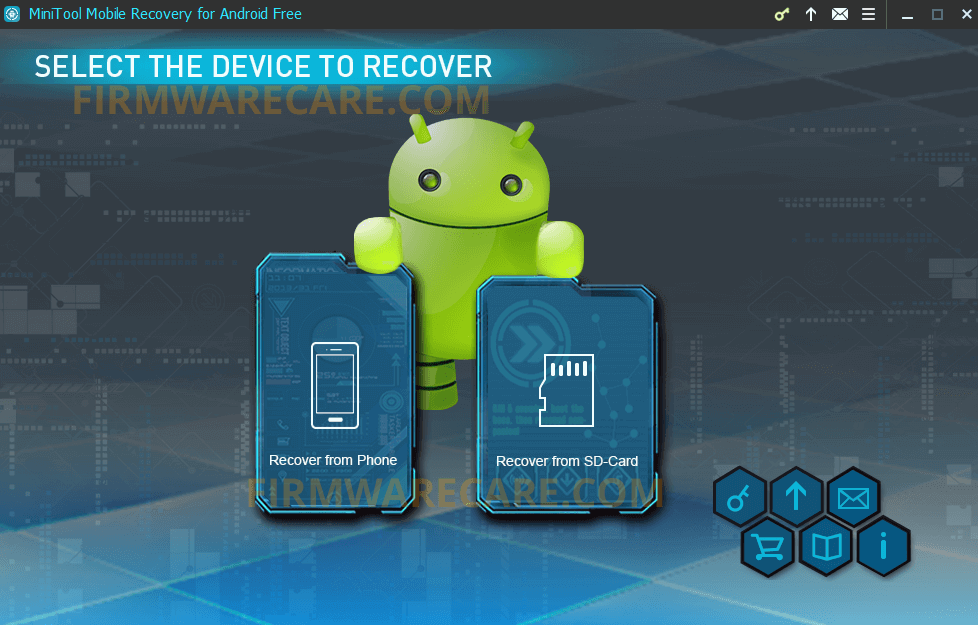 MiniTool Mobile Recovery for Android v1.0.1.1