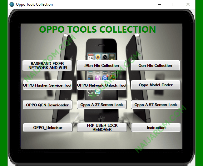 Oppo Tools Collection