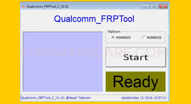 Qualcomm FRP Tool C V1.01