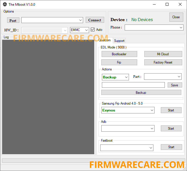 Mboot Tool v1.0